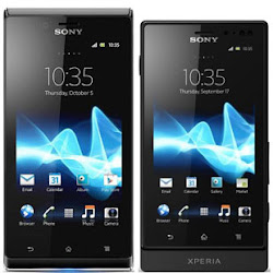 adu xperia j vs sola pilih mana, lebih bagus mana xperia sola atau j, android sony 2 jutaan, bagusan mana sony ST26i atau MT27i Pepper