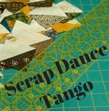 Scrap Dance Tango QAL