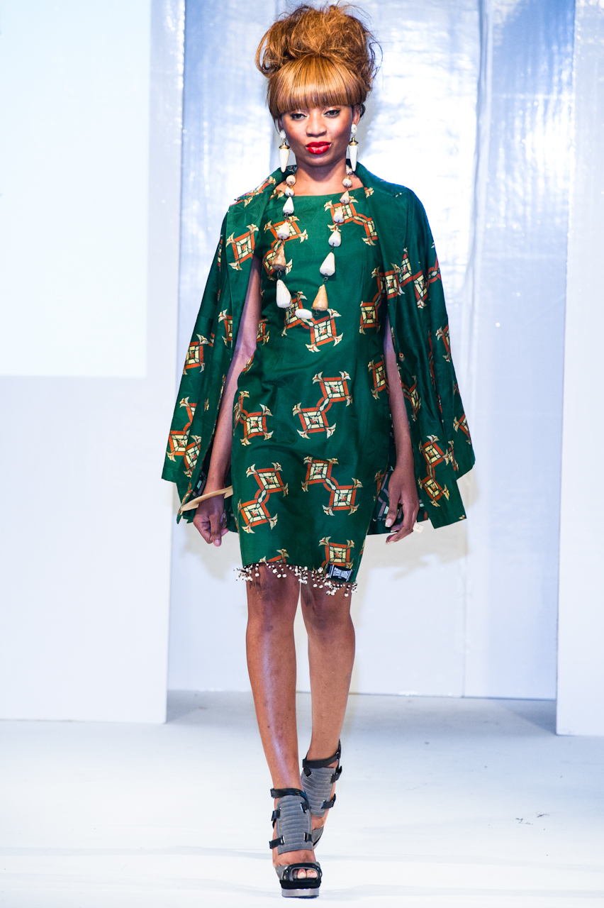 Maestro S Media Africa Fashion Week London Delivers The
