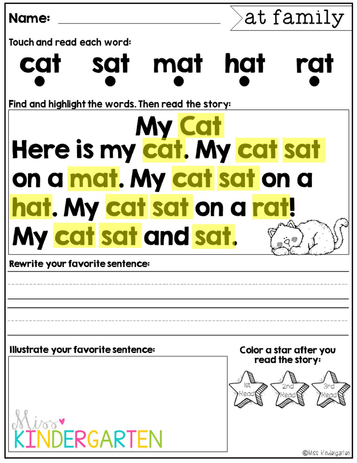 https://www.teacherspayteachers.com/Product/I-Can-Read-short-vowel-intervention-fluency-passages-1786235