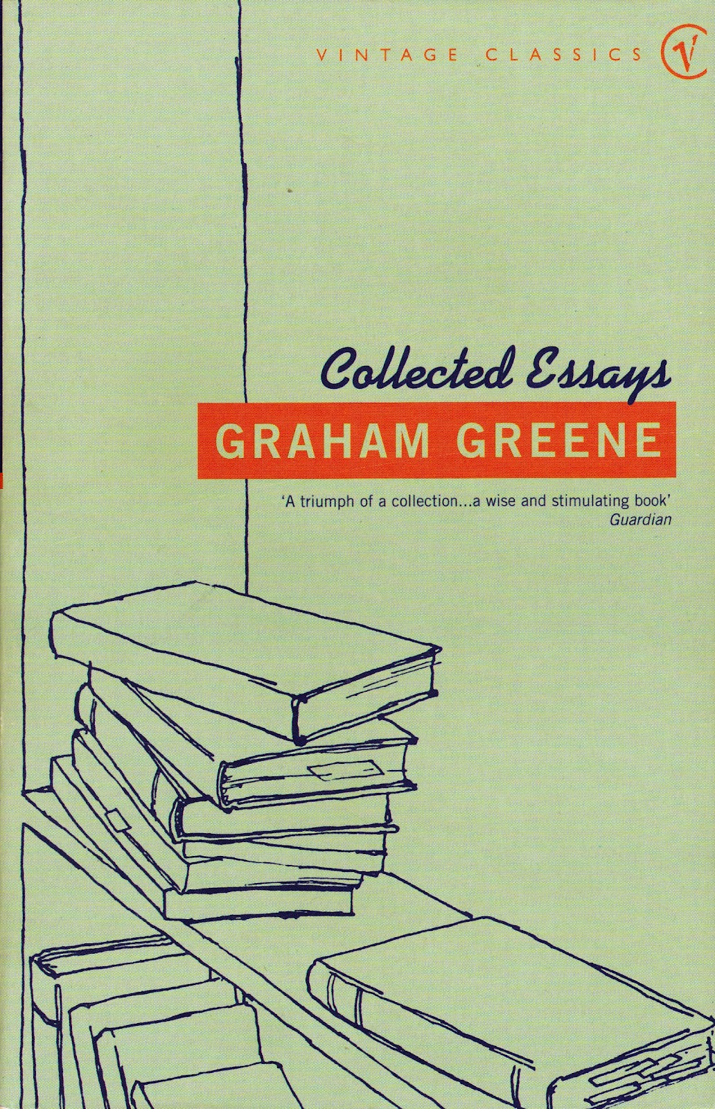 graham greene essay