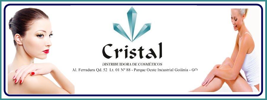 Cristal Distribuidora de Cosmético