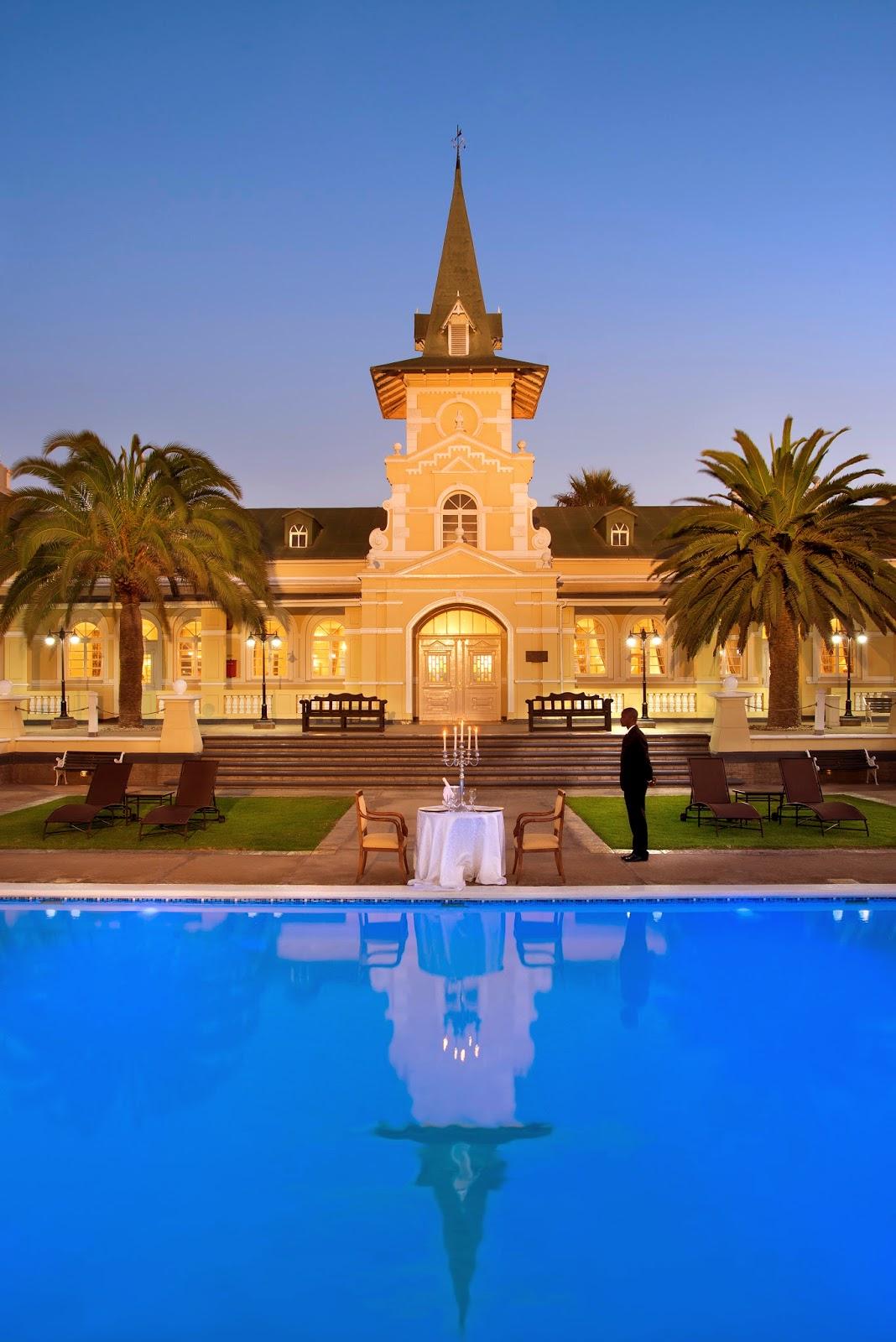 Swakopmund Hotel Namibia