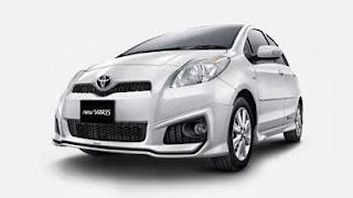 Gambar Mobil Toyota YarisTerbaru
