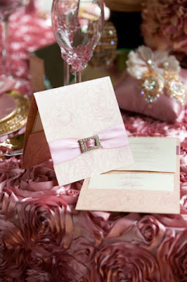 first blush invitations