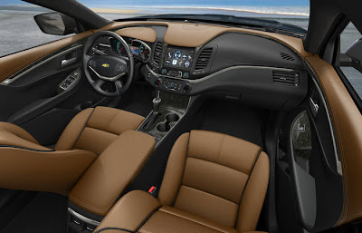 2014 Chevrolet Equinox Interior