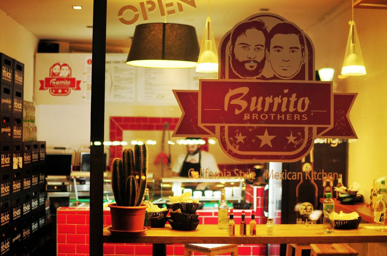 Burrito Brothers Lausanne restaurante mexicano