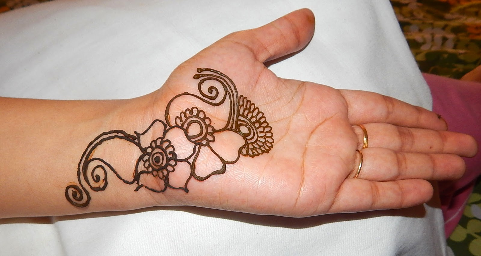 Simple Mehndi Step By Step : Get started with mehndi: step by mehndi