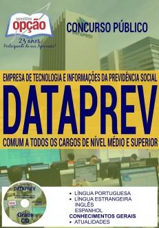 Apostila Concurso DATAPREV 2016 (ATUALIZADA)