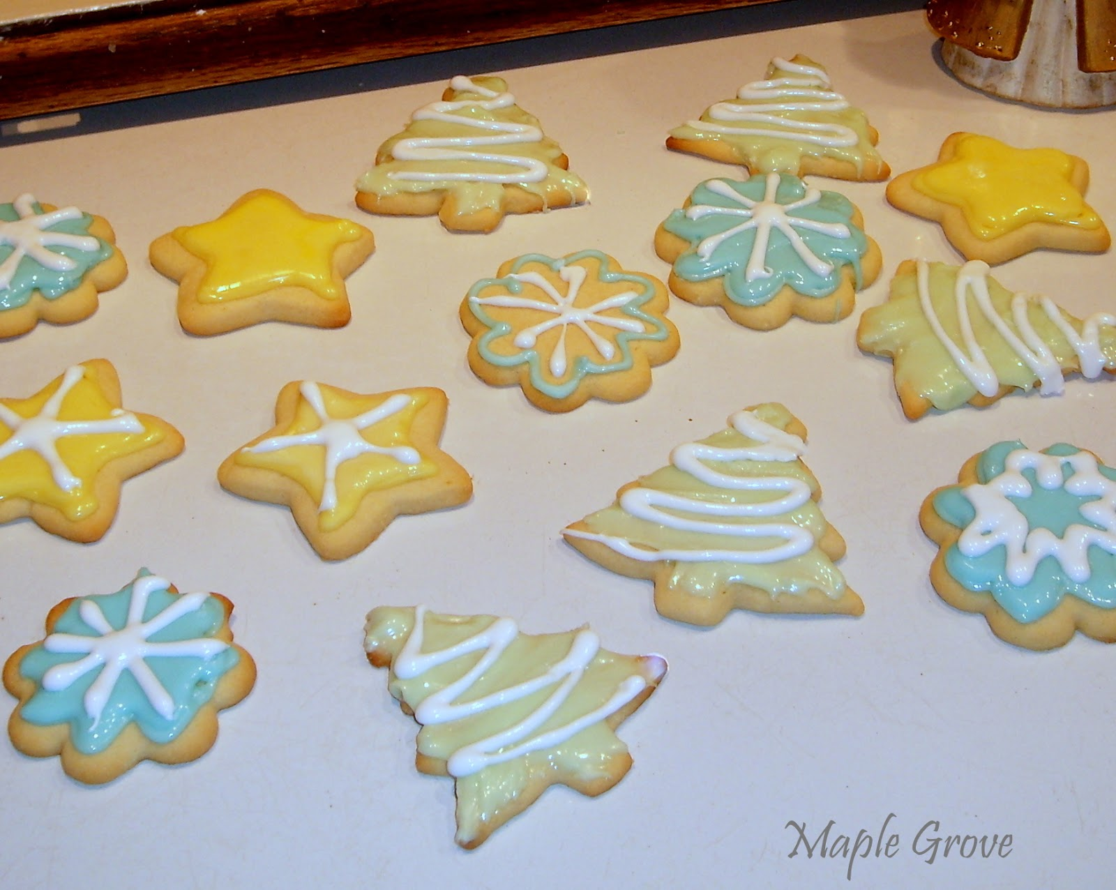 Yum! These cookies are delicious -- the best cut-out sugar cookies I ...