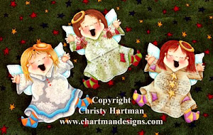 Angels We Have Heard on High Jump for Joy Ornaments