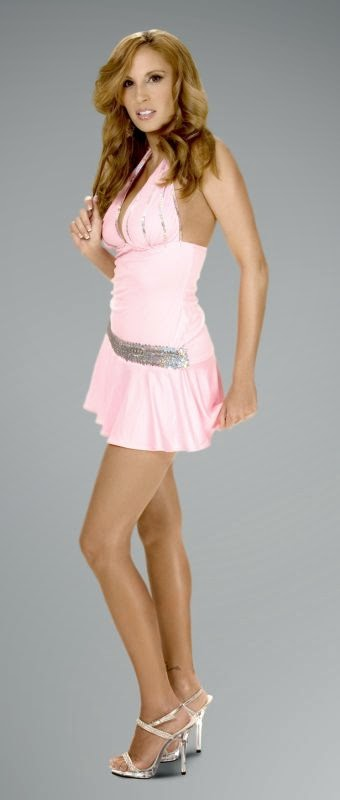 Francine Fournier - ECW-WWE