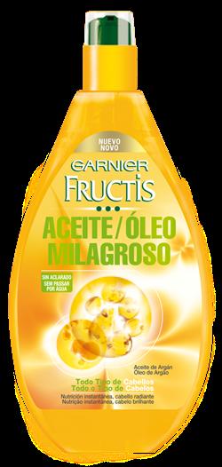 Aceite milagroso de Garnier