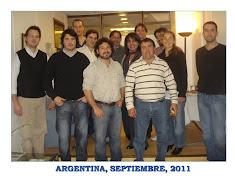 ARGENTINA, septiembre, 2011