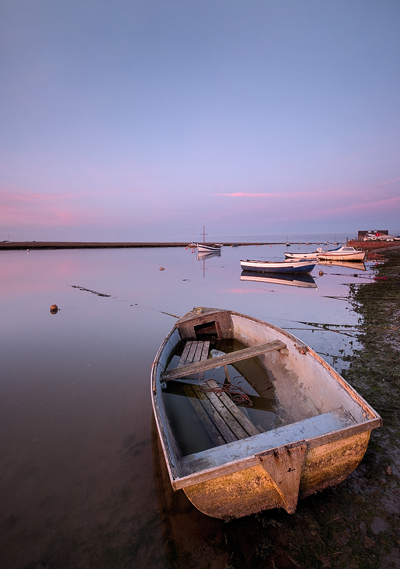 Dusk at East Quay, Fuji X-T1 with Fujinon 10-24mm F4 lens