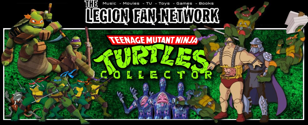 Teenage Mutant Ninja Turtles Collector