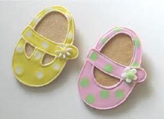 Galletas para Baby Shower, Ideas Bonitas