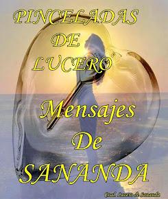 LIBRO: PINCELADAS DE LUCERO MENSAJES DE SANANDA
