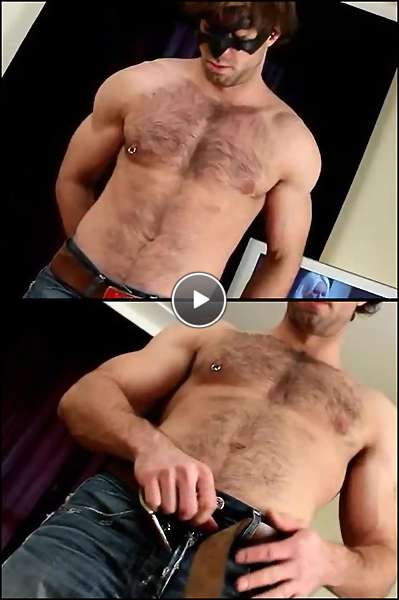 young guys jerk off video