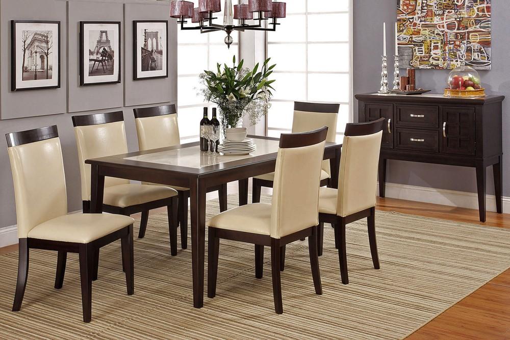 Sala De Jantar Decorada Com Tapete ~ Decoração Quadros modernos para sala de jantar