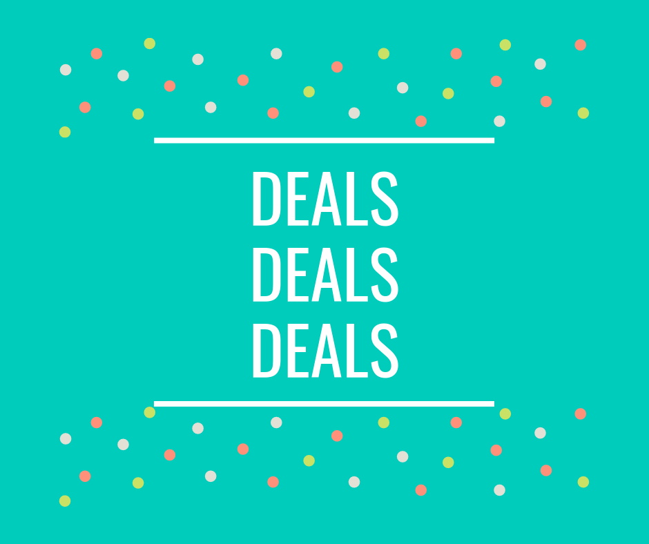 Check Out Today's Deals