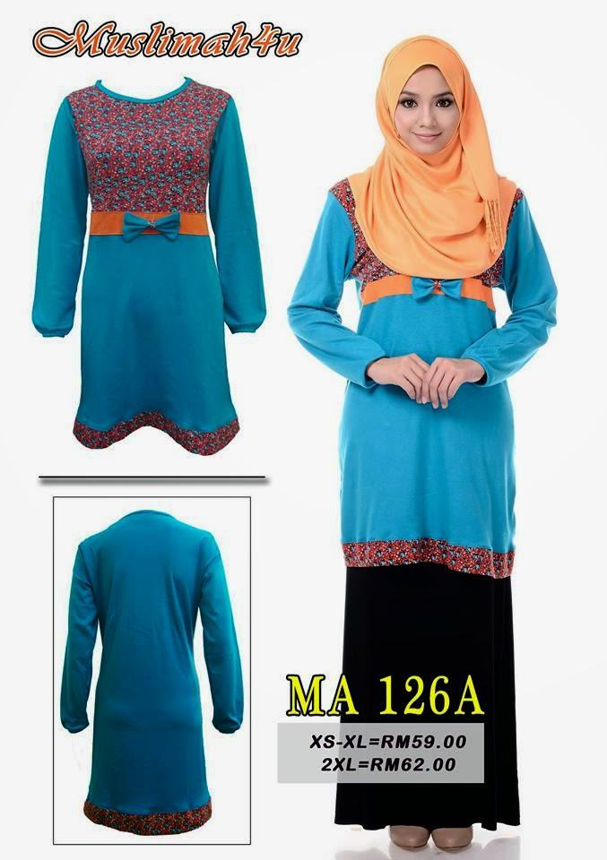 T-shirt-Muslimah4u-MA126A