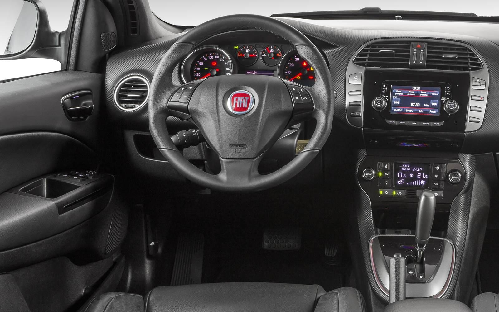 Novo Fiat Bravo Sporting 2016