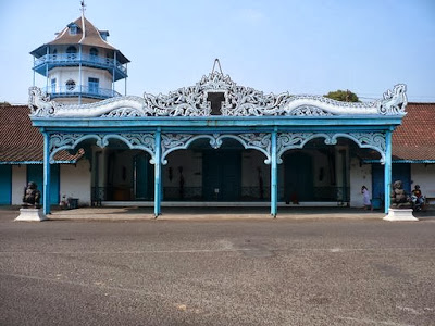 Nama Keraton/ Istana Raja di Indonesia
