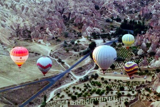 Lima Rakyat Malaysia Cedera Nahas Belon Udara Panas Di Cappadocia Turki