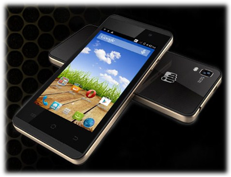 Micromax Canvas Fire (A104)