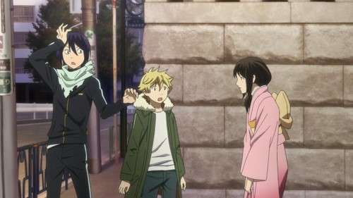 Noragami BD Episode 1 - 12 [END] Subtitle Indonesia