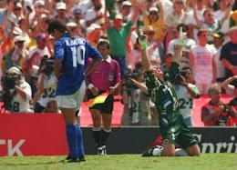 Brasil 0x0 Itália - 1994