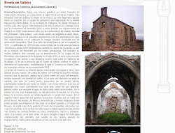 Lista Roja del Patrimonio: Ermita de Valbón (Valencia de Alcántara)