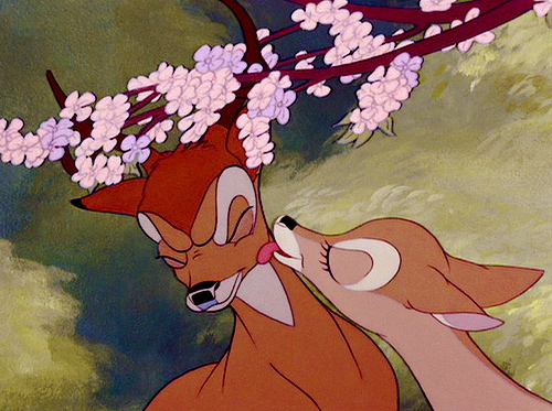 Til The Little Boy Who Voiced Bambi Became The Youngest