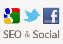 سلاح المواقع الاجتماعية في سيو