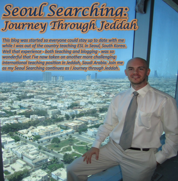 Seoul Searching: A Journey Through Jeddah