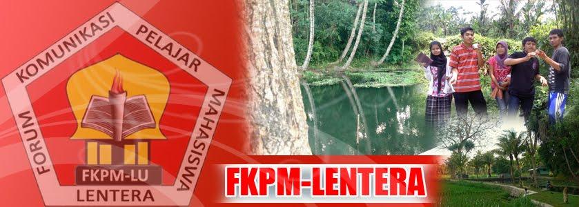 FKPM-LENTERA