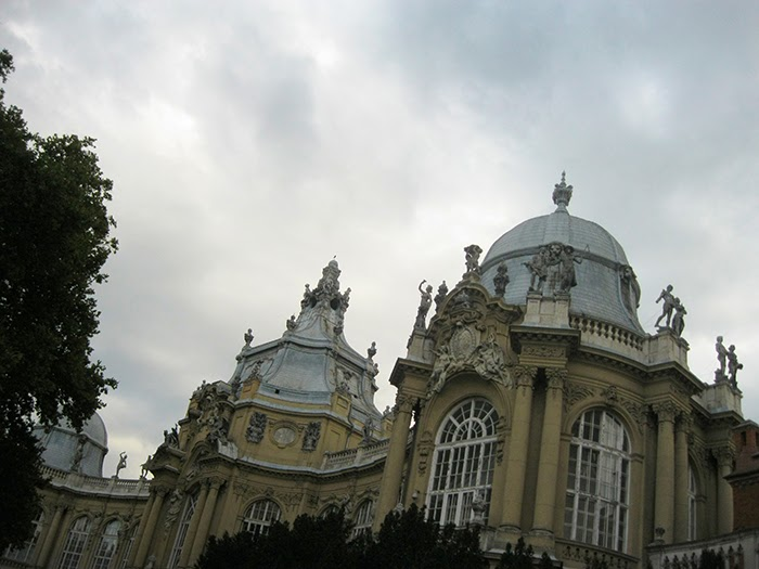 szechenyi spa Budapest