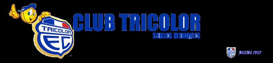 Escuela de Fútbol Deportivo Tricolor