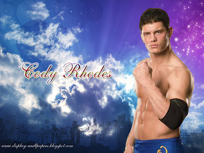Cody Rhodes New Latest Desktop Wallpaper