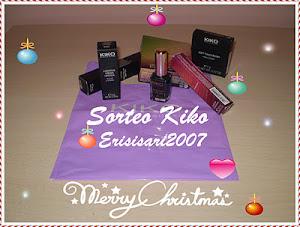Sorteo en de Erisisari2007