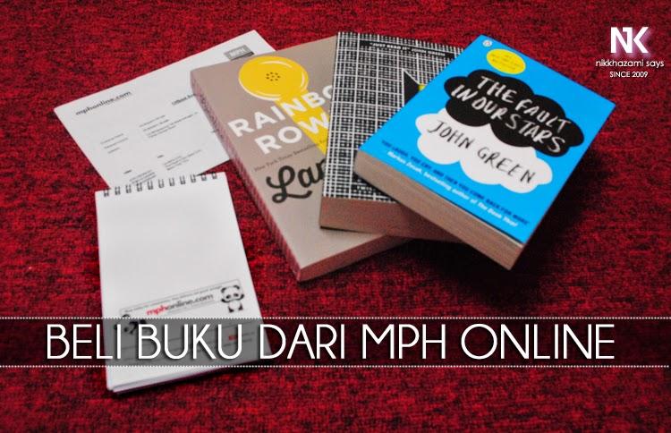 Beli Buku Online dari MPH Bookstore
