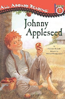 bookcover of JOHNNY APPLESEED by Patricia Brennan Demuth