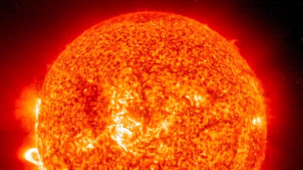 solar storm heading to earth - photo #17