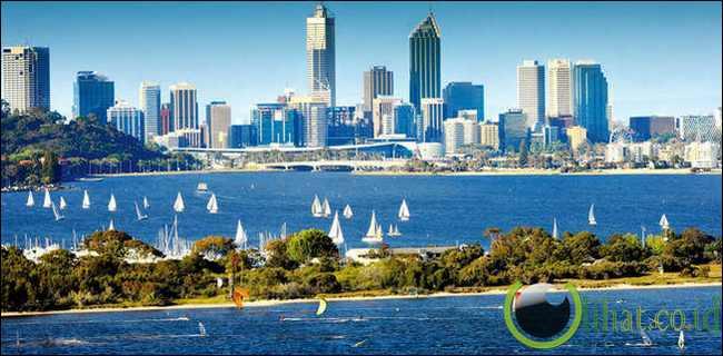 Australia Barat  Durasi: 11 Jam 59 Menit