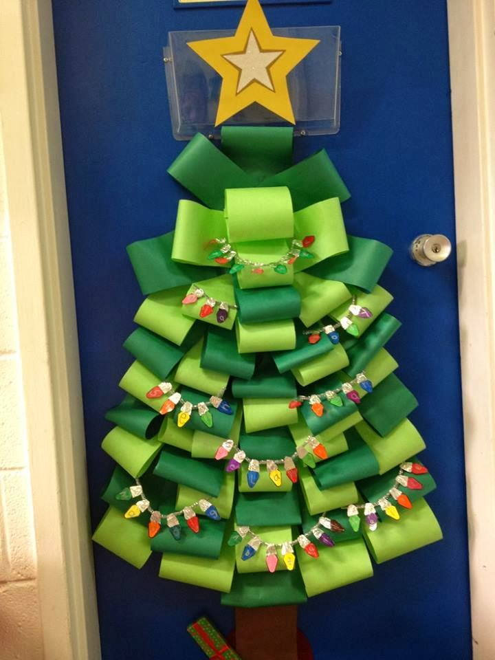 Christmas Classroom Decorations Ideas ~ El arte de educar ideas para decorar la puerta del aula