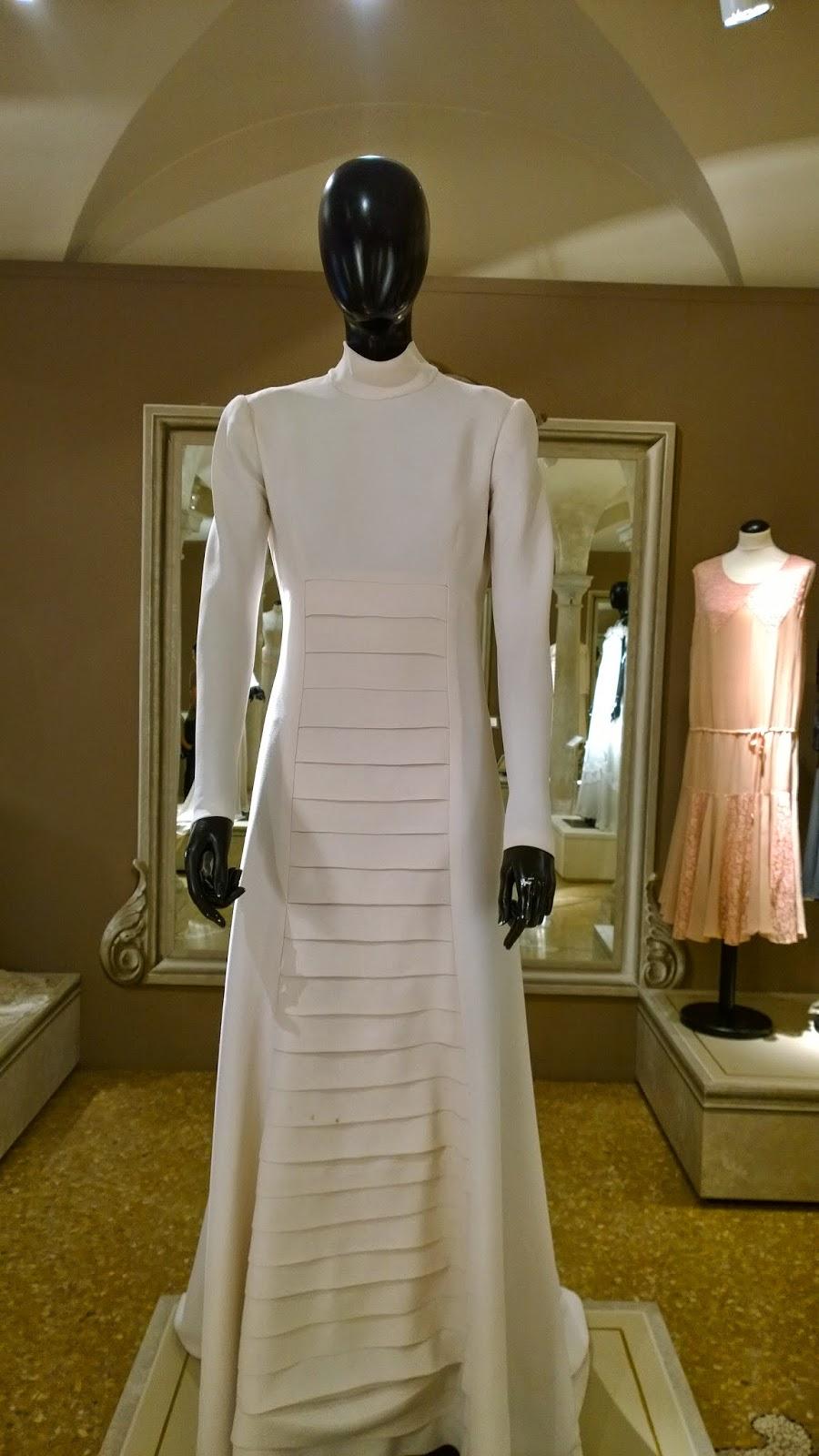 Wedding dress - 1973