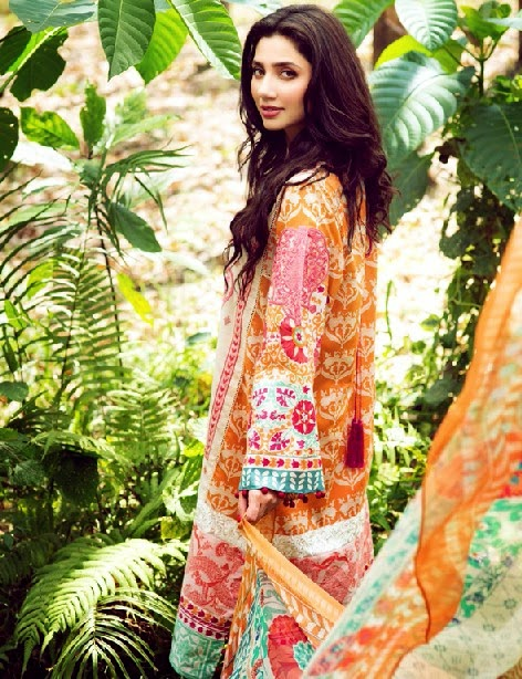 ELANLawnSpring SummerCollection2014 wwwfashionhuntworldblogspotcom 14 - Elan Lawn Spring Collection 2014 By Khadijah Shah