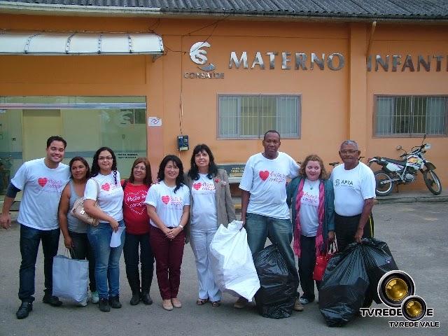 Ação do Coração Chega ao Hospital Regional de Pariquera-Açu