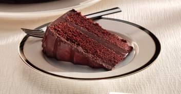 Sepotong Cake yang Lembut
